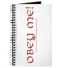 OBEY ME! Journal
