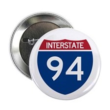 """I-94 2.25"""" Button (10 pack)"""