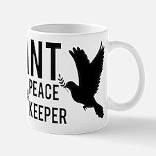 Cute Peacekeeper Mug