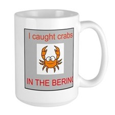 Bering Sea Crabs Mug