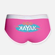 Unique Kayak Women's Boy Brief