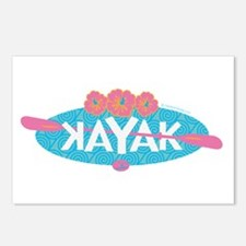 Funny Kayak Postcards (Package of 8)