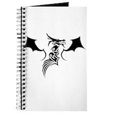 Winged Tribal Dragon Journal