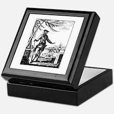 Blackbeard Keepsake Box