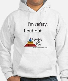 Temple of Poi Safety Hoodie