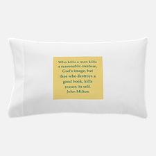 milton3.png Pillow Case