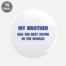 "My Brother 3.5"" Button (10 pack)"