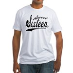 Sweet Sixteen Fitted T-Shirt