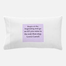carroll2.png Pillow Case