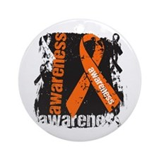 COPD Awareness Ornament (Round)