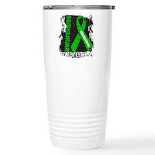 Cerebral Palsy Awareness Thermos Mug