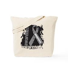 Brain Tumor Awareness Tote Bag