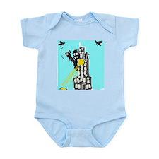 King Kong Infant Bodysuit