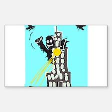 King Kong Decal