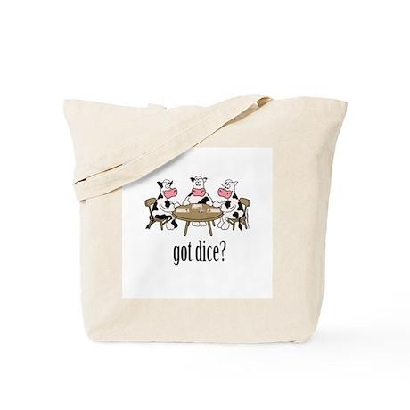 Got Dice? Tote Bag