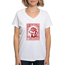 dachshund_redstamp_age4 T-Shirt