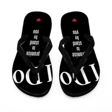 I Do Wedding Flip Flops For Bride Or Groom