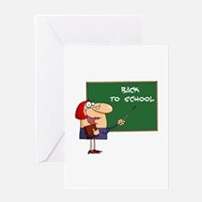Back To School Greeting Card