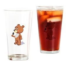 Ice Cream Drinking Glass