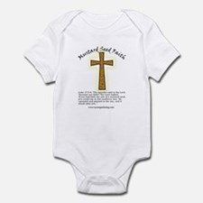 Mustard Seed Faith Infant Creeper