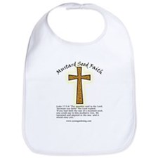 Mustard Seed Faith Bib