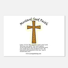 Mustard Seed Faith Postcards (Package of 8)