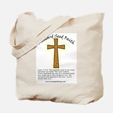 Mustard Seed Faith Tote Bag