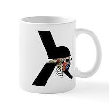 Alien Warrior - Sci-Fi illustration Mug