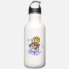Back To School Water Bottle