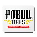 Pit Bull Tires Lightning Mousepad