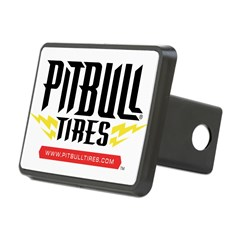Pit Bull Tires Lightning Hitch Cover