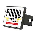 Pit Bull Tires Lightning Rectangular Hitch Cover