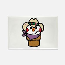 Ice Cream Rectangle Magnet