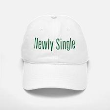 Newly Single Baseball Baseball Cap