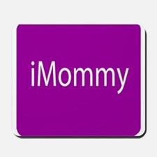 iMommy app button Mousepad