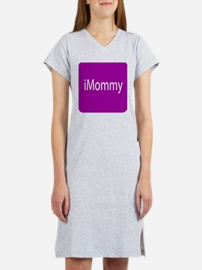 iMommy app button Women's Nightshirt