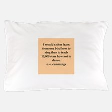 cummings1.png Pillow Case