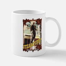 Steampunk - Flying Man Mug