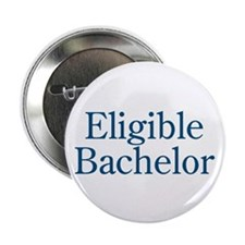 """Eligible Bachelor 2.25"""" Button (10 pack)"""