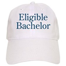 Eligible Bachelor Baseball Cap