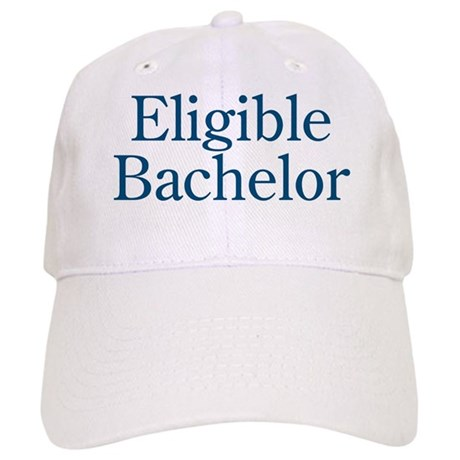 Eligible Bachelor Cap