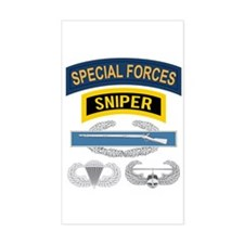 Special Forces CIB Decal