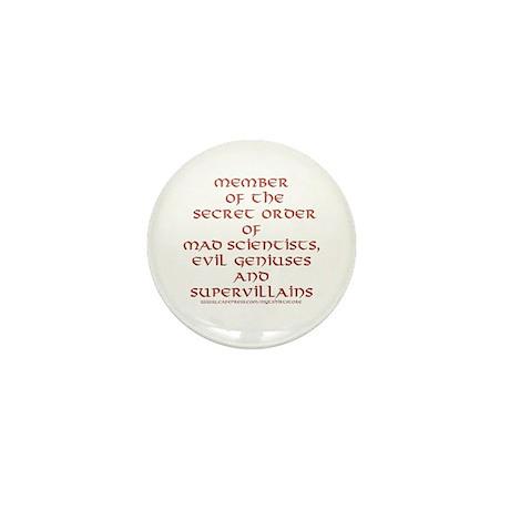 Member of the Secret Order Mini Button (10 pack)