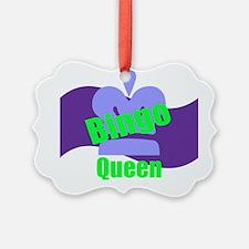 Bingo Queen Ornament