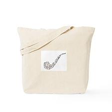 Sherlocks Pipe Tote Bag