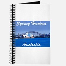Sydney Harbour Painting Journal