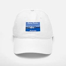 Sydney Harbour Painting Cap