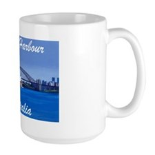 Sydney Harbour Painting Mug