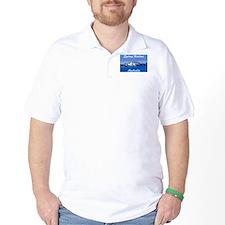 Sydney Harbour Painting T-Shirt