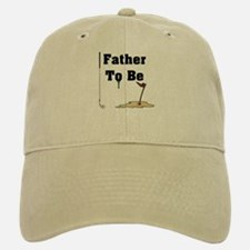 Golf Father To Be Baseball Baseball Cap